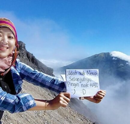 Tips Hiking sendirian